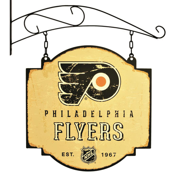 Philadelphia Flyers Tavern Sign