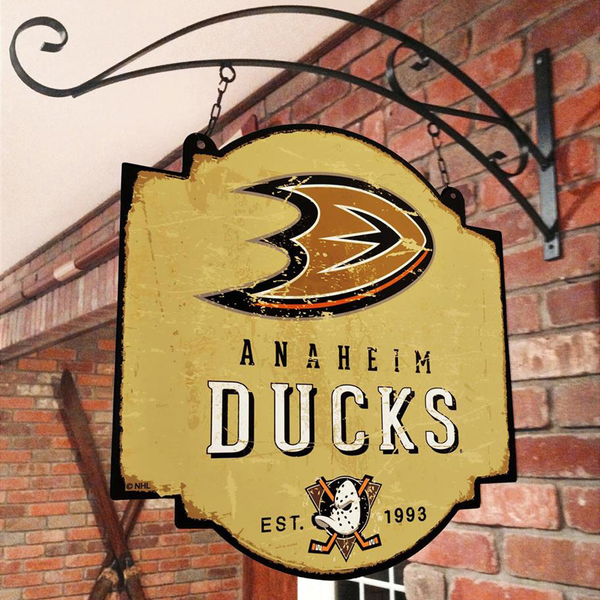 Anaheim Ducks Tavern Sign