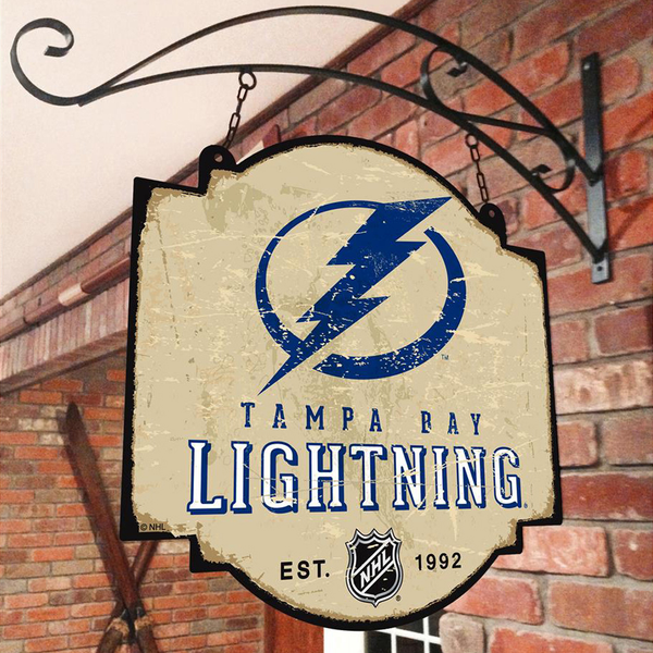 Tampa Bay Lightning Tavern Sign