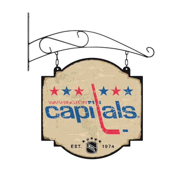 Washington Capitals Tavern Sign
