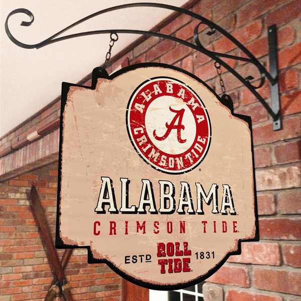 Alabama University Vintage Sign