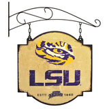 Louisiana State University Vintage Sign