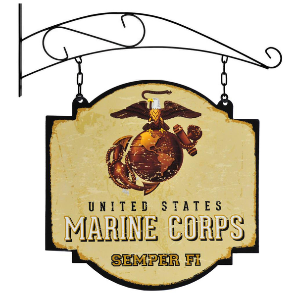 US Marine Corps Tavern Sign
