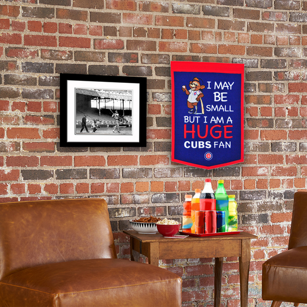 Chicago Cubs Lil Fan Traditions Banner