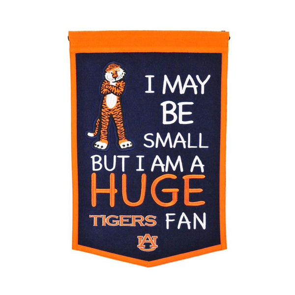 Auburn Lil Fan Traditions Banner