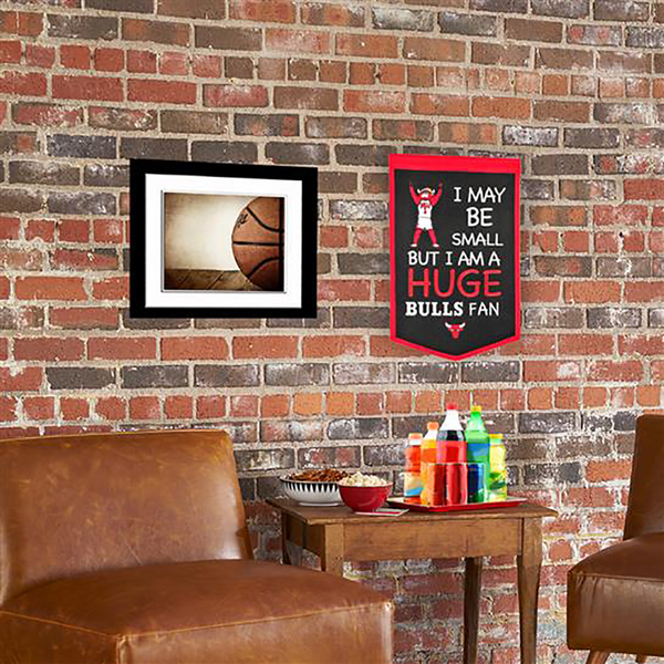 Chicago Bulls Lil Fan Traditions Banner