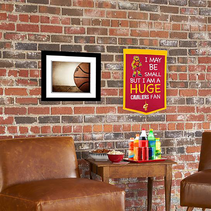 Cleveland Cavaliers Lil Fan Traditions Banner