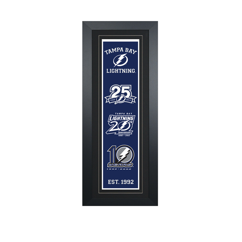 2020 SC Champs Tampa Bay Lightning Heritage Banner
