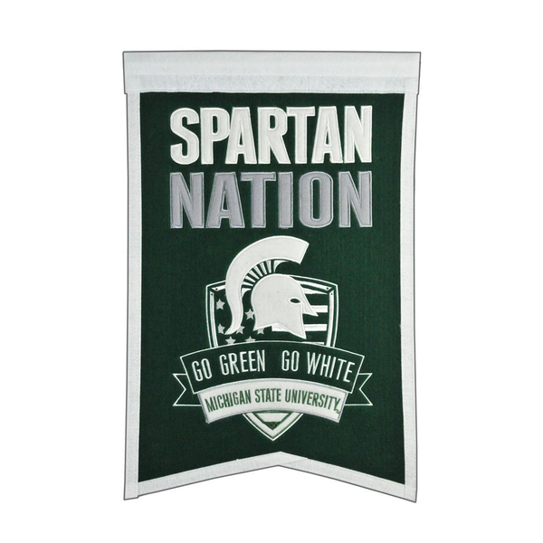 Michigan State Nations Banner