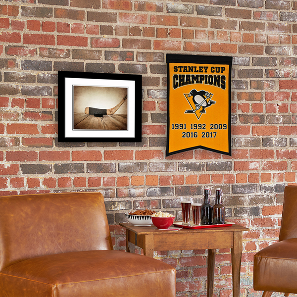 Pittsburgh Penguins Champions Banner