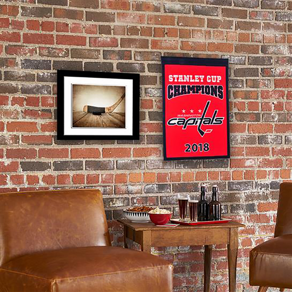 Washington Capitals Champions Banner