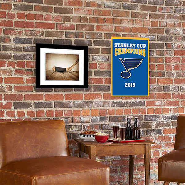 Saint Louis Blues Champions Banner