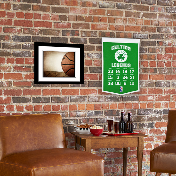 Boston Celtics Legends Banner