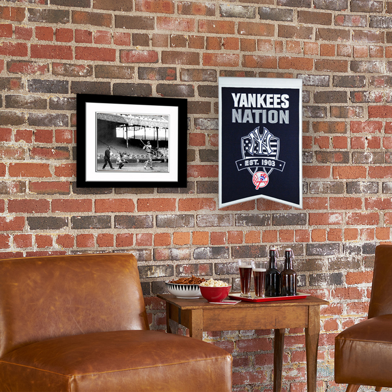New York Yankees Nations Banner