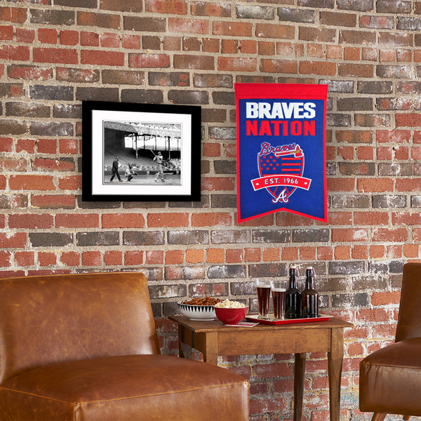Atlanta Braves Nations Banner