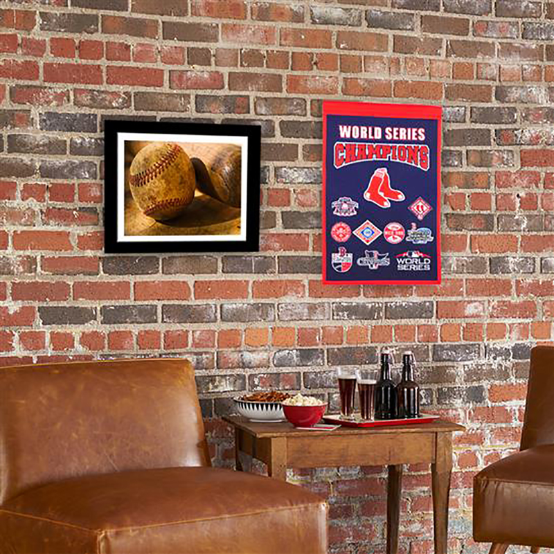 Boston Red Sox WS Champions Banner