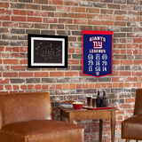 New York Giants Legends Banner