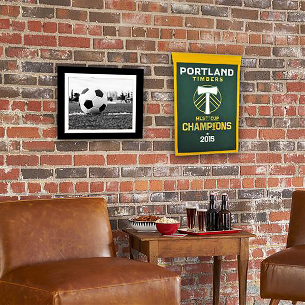 Portland Timbers MLS Cup Champs Banner