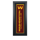 Washington Football Heritage Banner