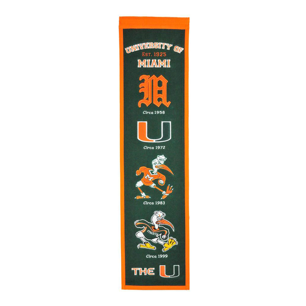 Miami Heritage Banner