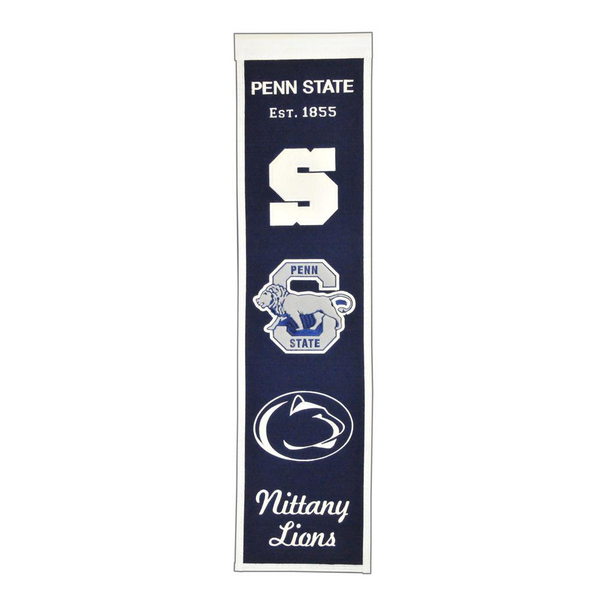 Penn State Heritage Banner