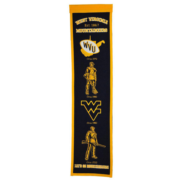 West Virginia Heritage Banner