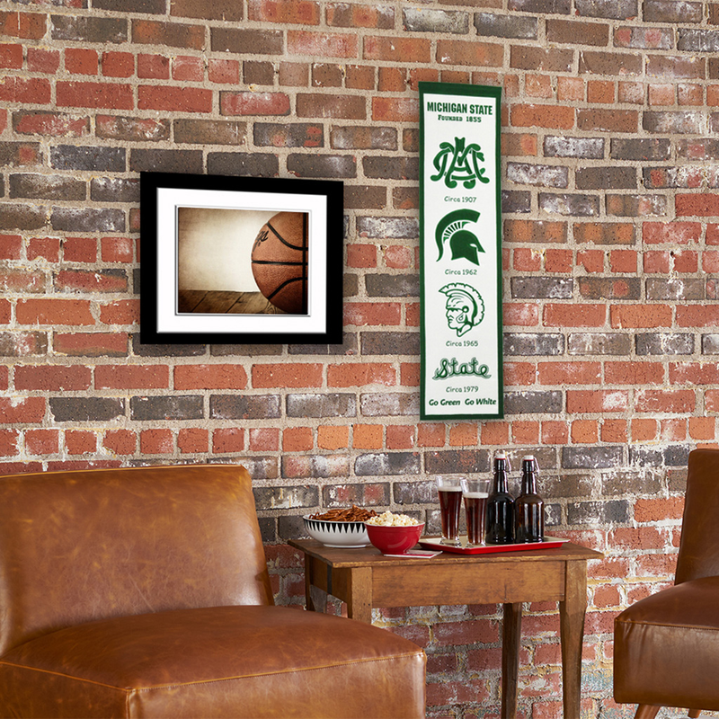Michigan State Fan Favorite Banner