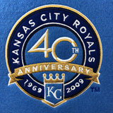 Kansas City Royals 50th Ann Heritage Banner