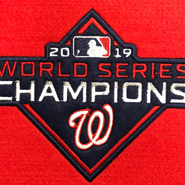 2019 Road to the World Washington Nationals Series Banner