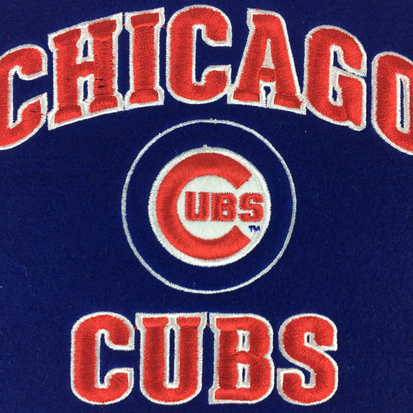 Chicago Cubs Stadium Evolution Banner