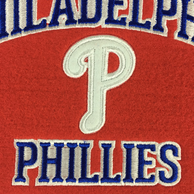 Philadelphia Phillies Stadium Evolution Banner