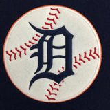 Detroit Tigers Love Banner