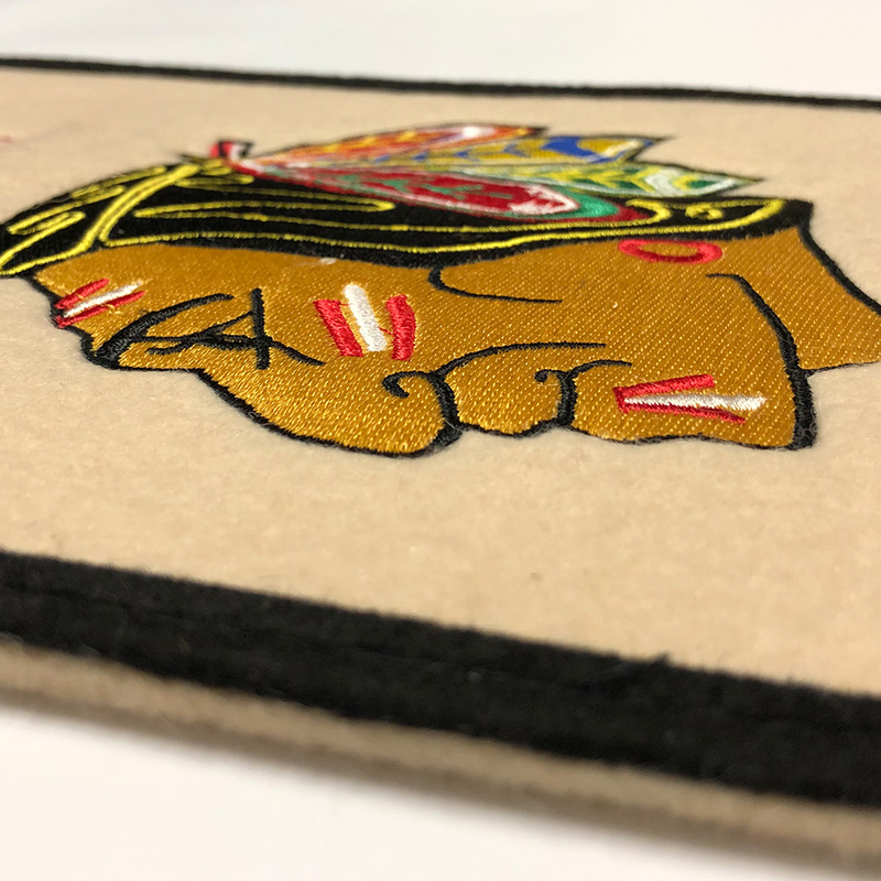 Chicago Blackhawks Fan Favorite Banner