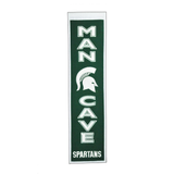 Michigan State Man Cave Banner