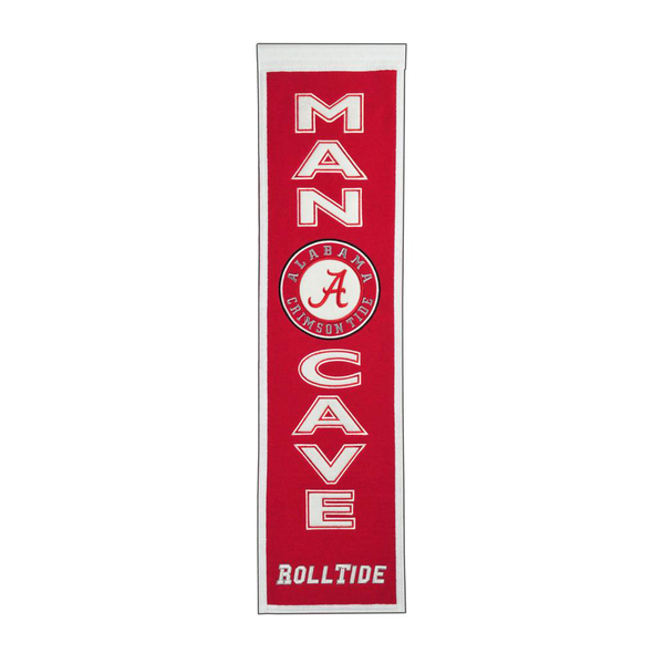 Alabama Man Cave Banner
