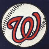 Washington Nationals Man Cave Banner