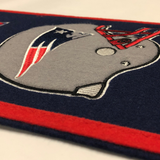New England Patriots Man Cave Banner