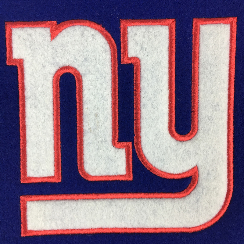 New York Giants Man Cave Banner