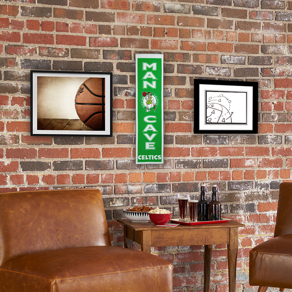 Boston Celtics Man Cave Banner