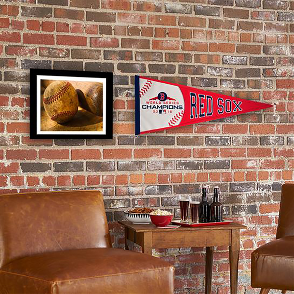 2018 World Series Champs Boston Red Sox Traditions Pennant