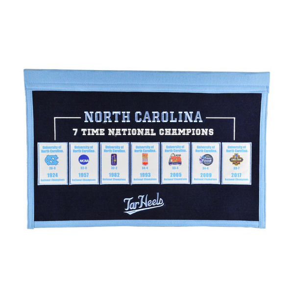 North Carolina Rafter Raiser Banner