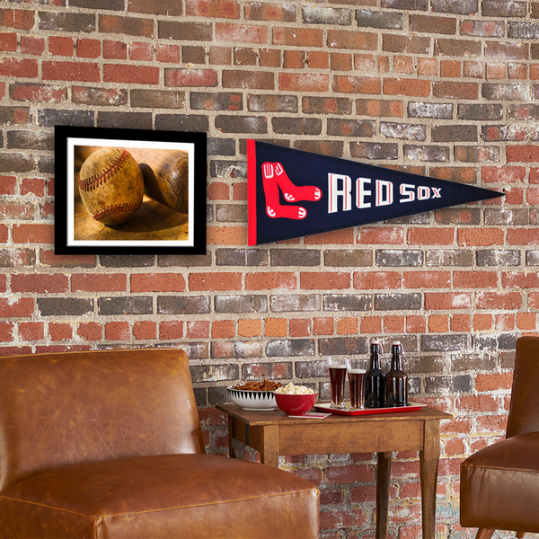 Boston Red Sox Cooperstown Pennant