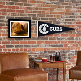 Chicago Cubs Cooperstown Pennant