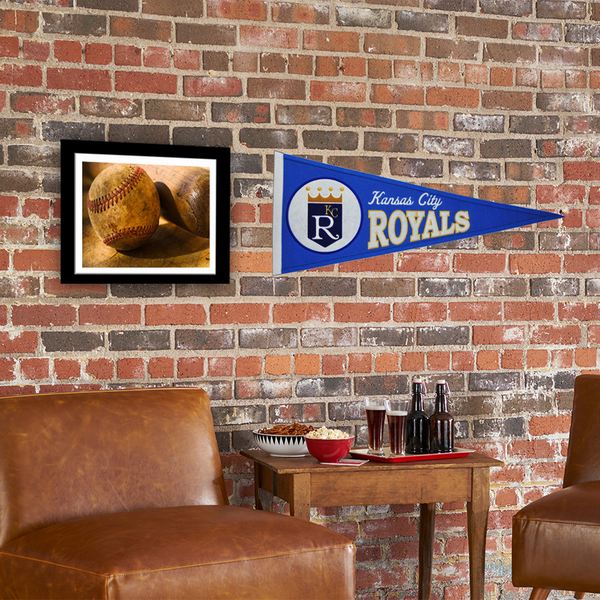 Kansas City Royals Cooperstown Pennant