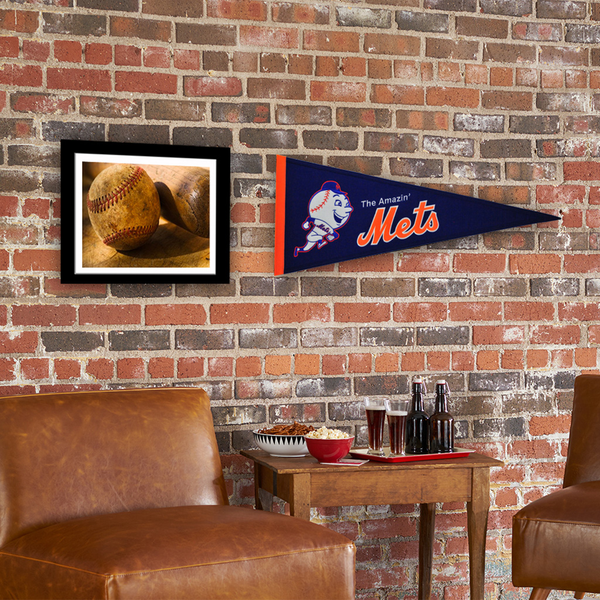 New York Mets Cooperstown Pennant