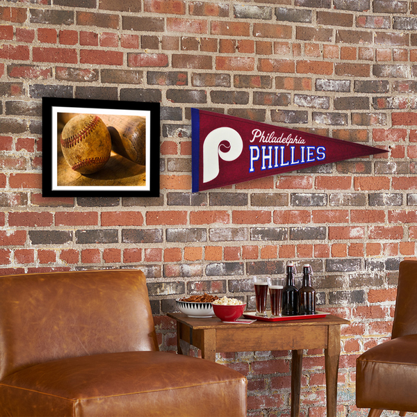 Philadelphia Phillies Cooperstown Pennant