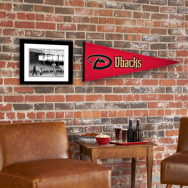 Arizona Diamondbacks Traditions Pennant