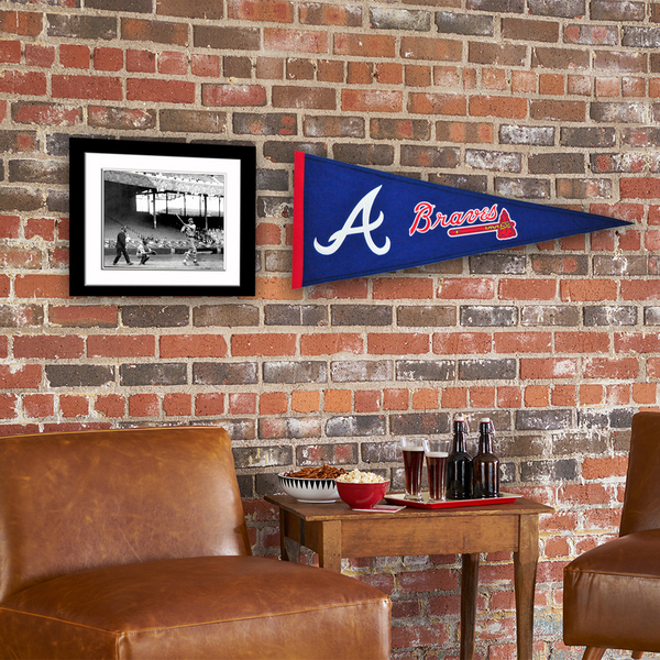 Atlanta Braves Traditions Pennant