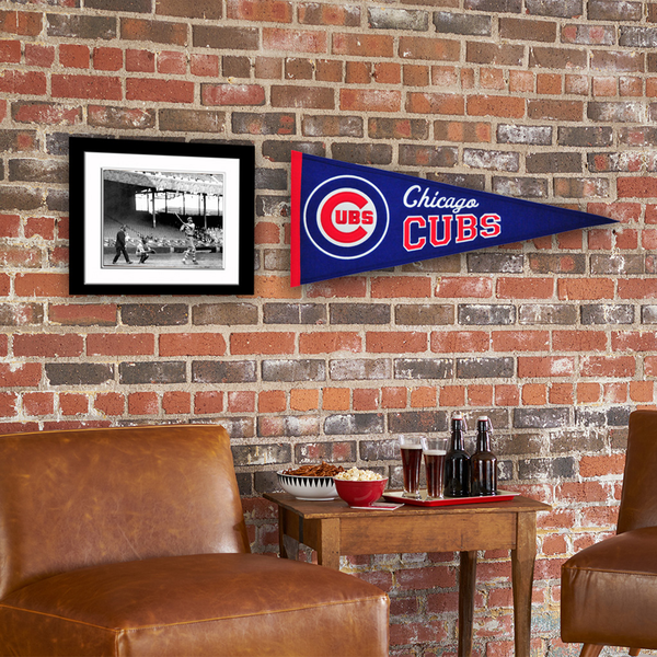 Chicago Cubs Traditions Pennant