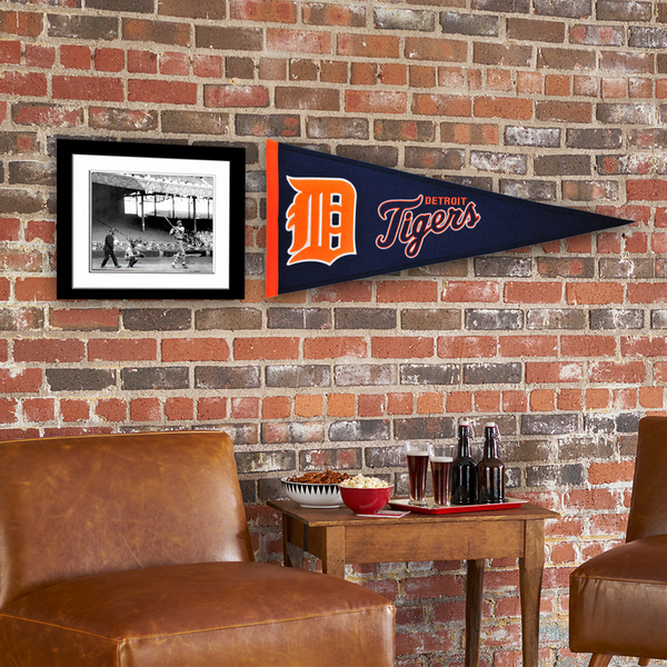 Detroit Tigers Traditions Pennant